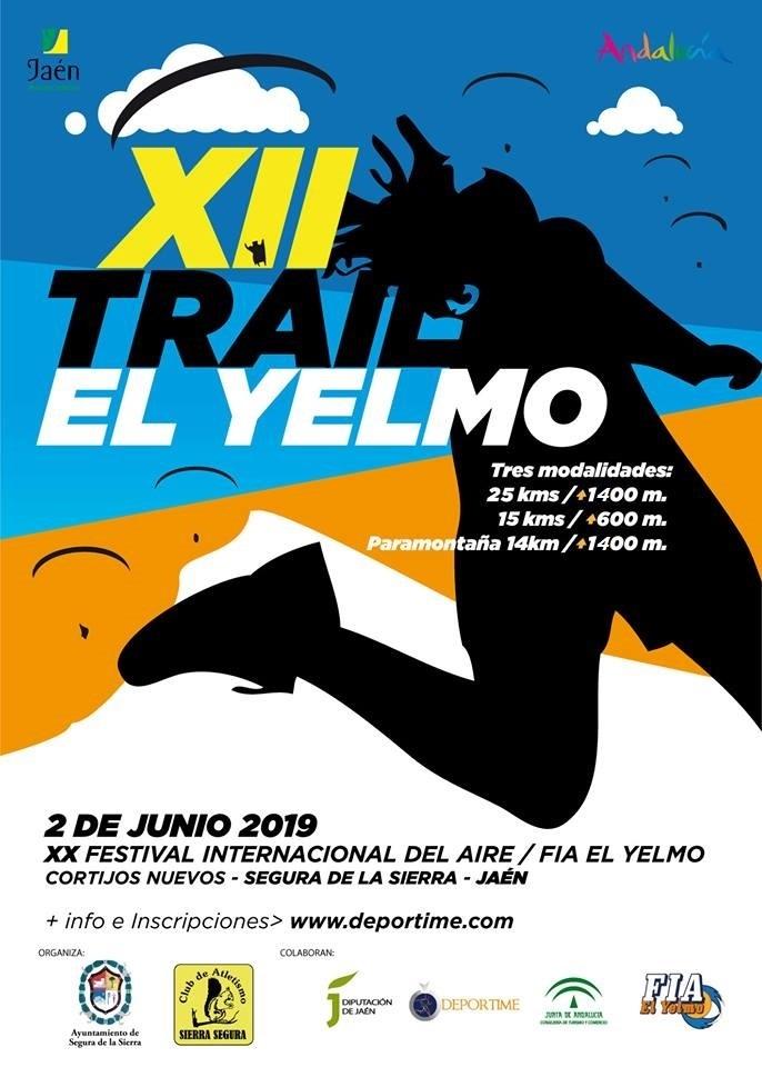 XII Trail El Yelmo de Cortijos Nuevos (Jaén)