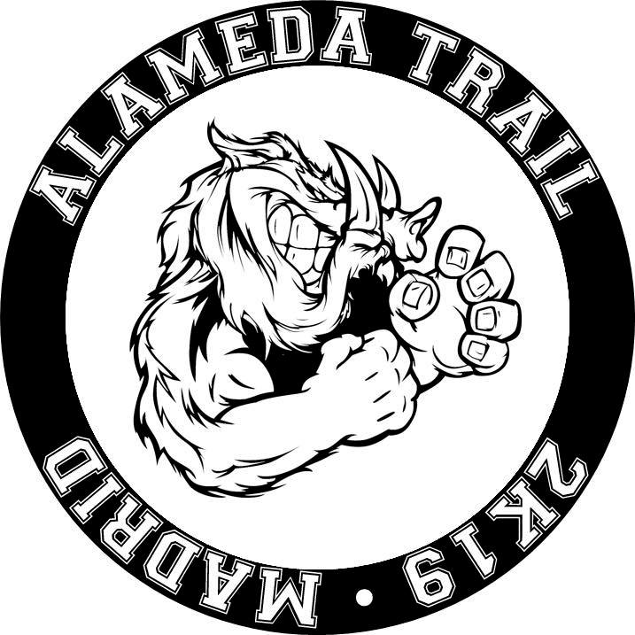 Alameda Trail - Logo