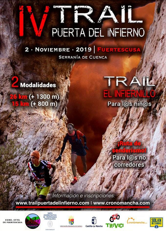 VI Puerta del Infierno en Fuertescusa (Cuenca) - 02/11/2019
