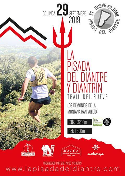 V Pisada del Diantre en Colunga (Asturias) - 29/09/2019