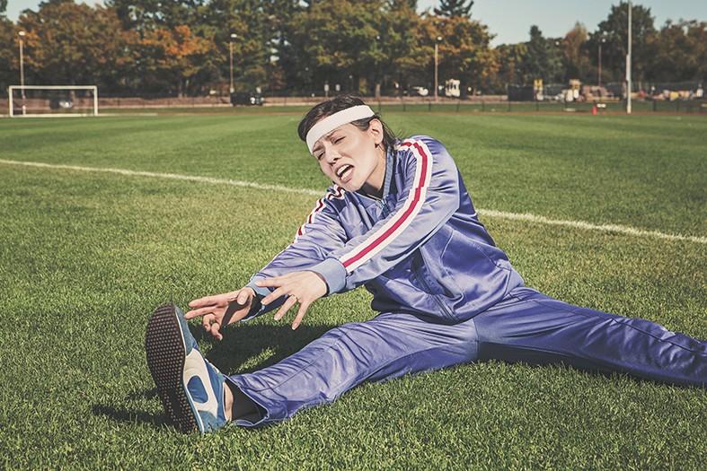 Medias compresivas para reducir el dolor muscular